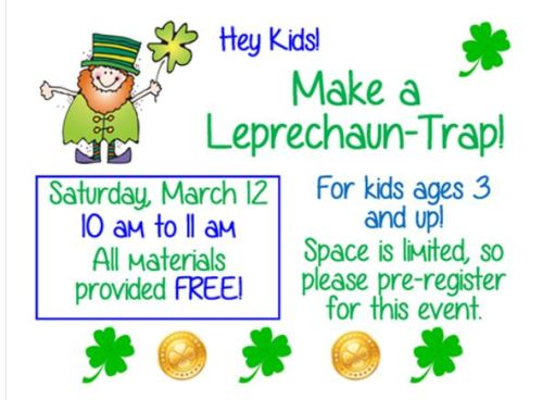 Make a leprechaun