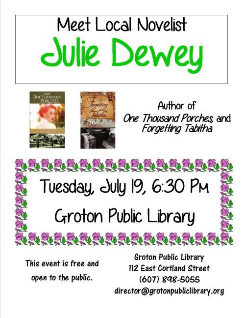 Julie Dewey