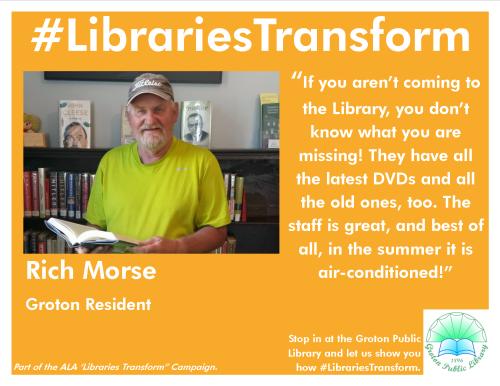 #librariestransform