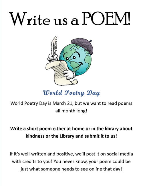 2019-03-Poetry Day