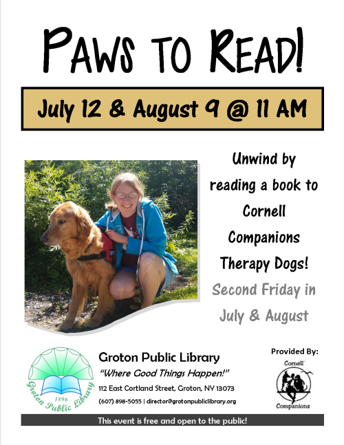 2019-Paws2read