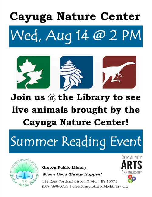 2019-08-14-Cayuga Nature Center
