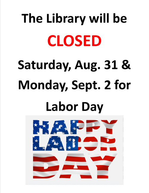 2019-08-Labor Day Closed