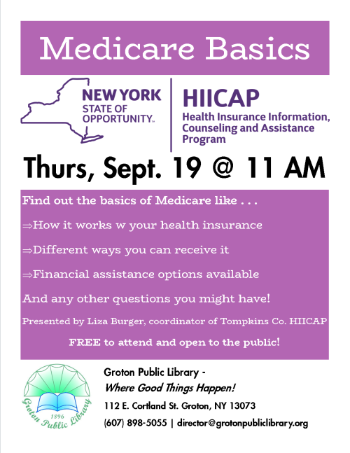 2019-09-19-Medicare Program