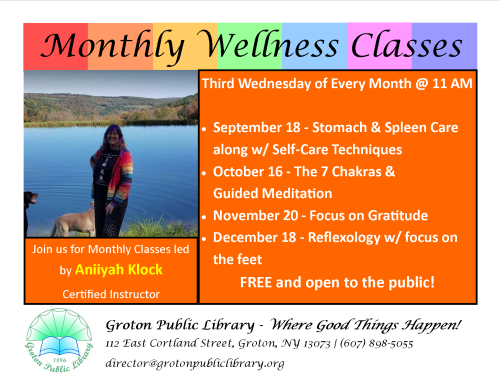 2019-Monthly Wellness Classes 6