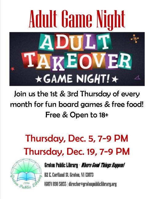 2019-12-Adult Game Night